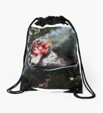 Crip - After the rain Drawstring Bag