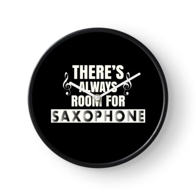 There's Always Room for Saxophone
