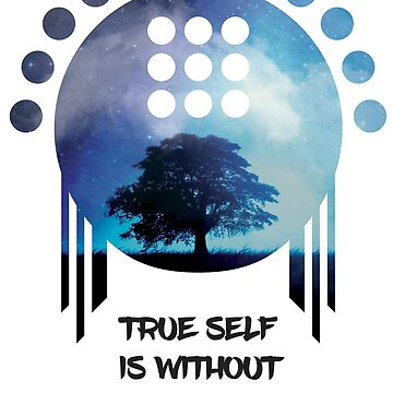 True Self is Without form by conshapeveg