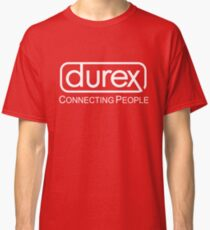 Durex - Connecting People Classic T-Shirt