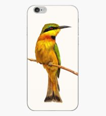 Colorful Little Bee-eater iPhone Case