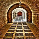 Passage, La Seu by John Edwards