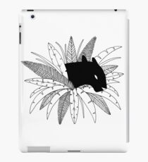 Bush Cat iPad Case/Skin