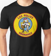Los Pollos Hermanos - Circle Variant Unisex T-Shirt