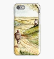 Three is Company iPhone Case/Skin