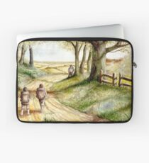 Three is Company Laptop Sleeve
