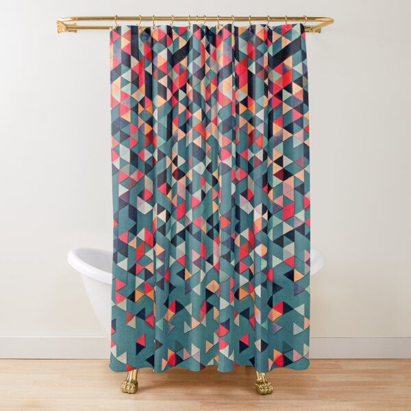 DROP DOWN Shower Curtain