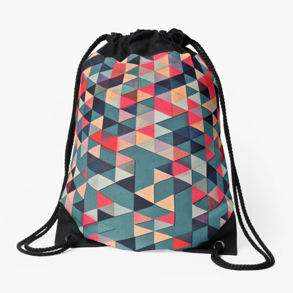 DROP DOWN Drawstring Bag