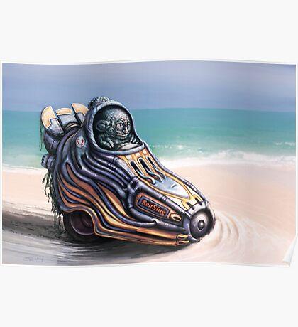 SeaSlug  Poster