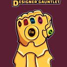 The Infinity Designer Gauntlet by RacletteRacoon