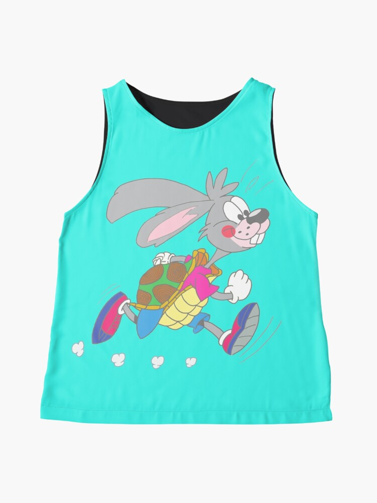 Alternate view of Hare or tortoise Sleeveless Top