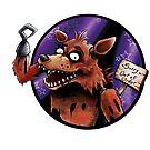 Foxy's Gonna GITCHA! by TinyNeenja