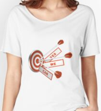 ja wir können Loose Fit T-Shirt