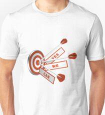 ja wir können Slim Fit T-Shirt