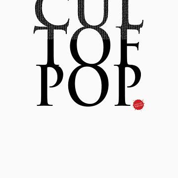 Square Eyes-Black by cultofpop