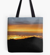 Sunset in Magaliesburg Tote Bag
