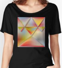 Colourfull graphic Women's Relaxed Fit T-Shirt