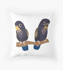 Jeeves and Wooster 2 Floor Pillow