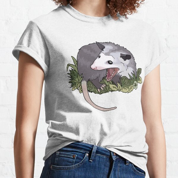 Screaming possum Classic T-Shirt