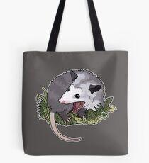 Schreiendes Opossum Tote Bag