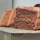 Chocolate Buttercream Slice by CreativeEm
