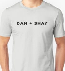 Dan and Shay Album  Unisex T-Shirt
