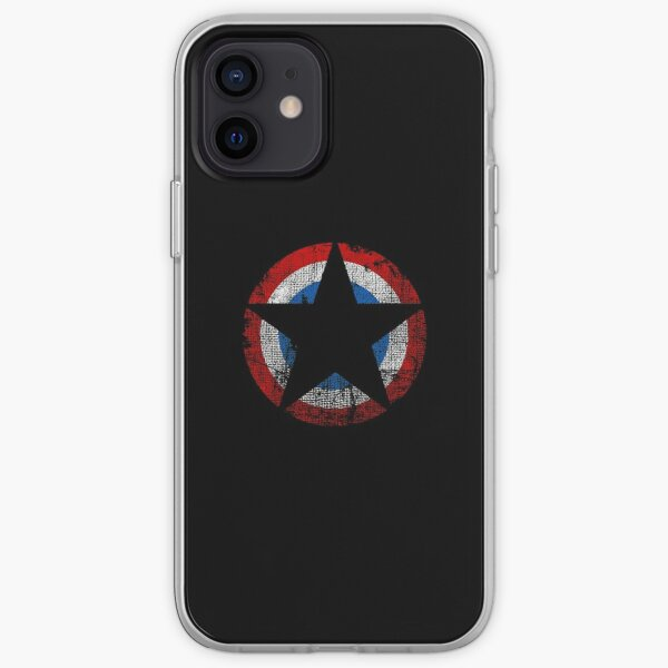Patriot - Distressed Star iPhone Soft Case
