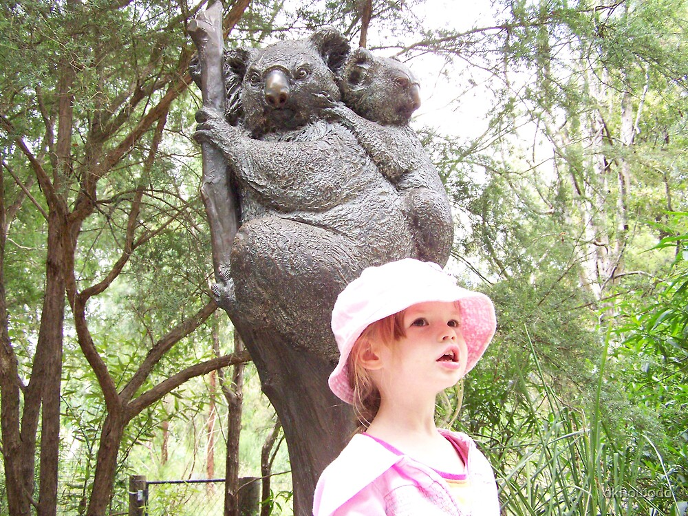 Aimee  - Healesville Sanctuary by dkhowodd