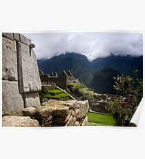 Ancient World of the Incas Poster