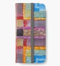 ERQ#2 - Abstract Watercolor by Dan Vera iPhone Wallet/Case/Skin
