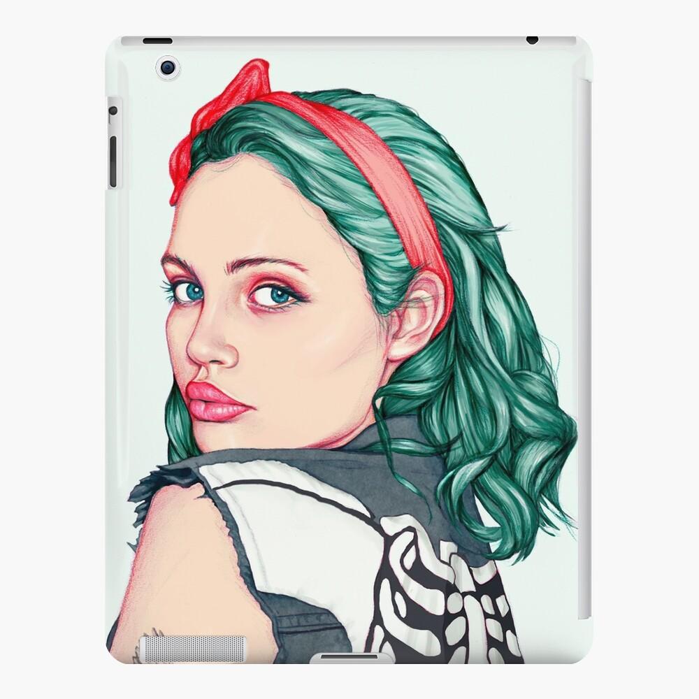 Emerald iPad Case & Skin