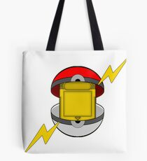 Game Cartridge Ball Tote Bag