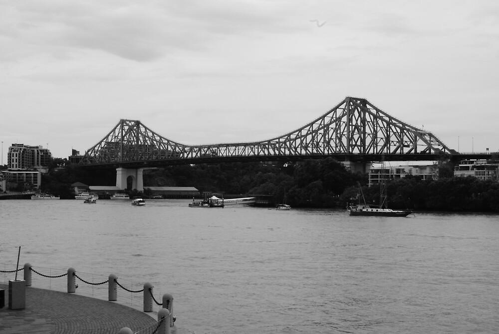 storey bridge by ncmattson