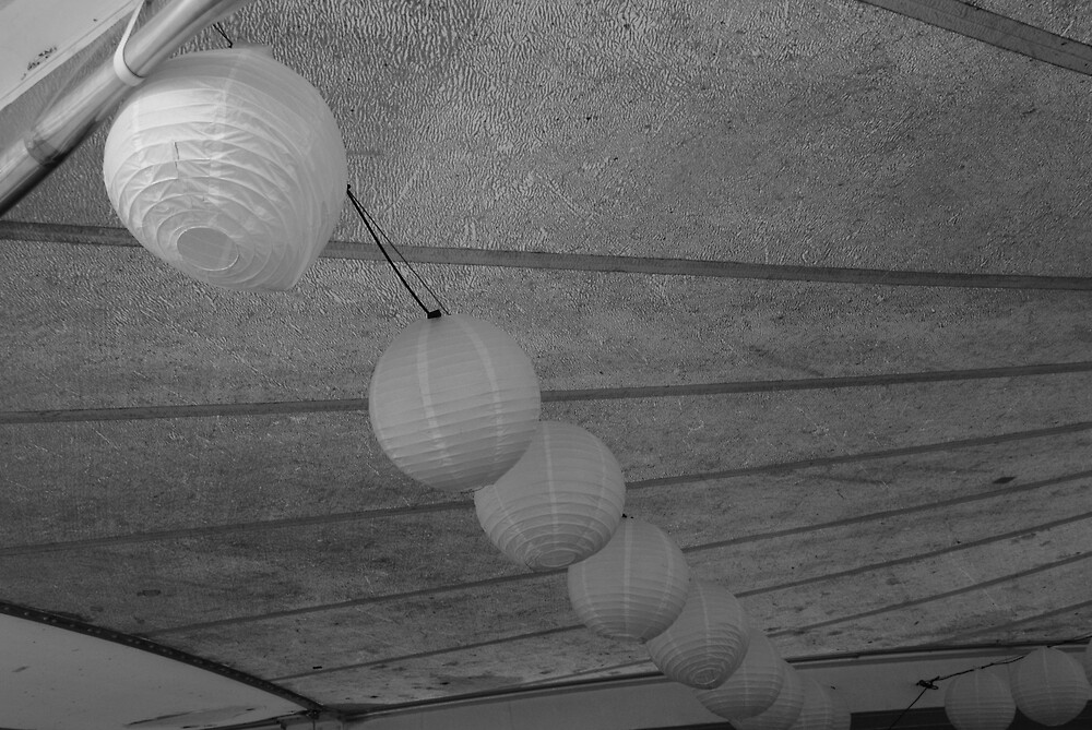 chinese paper lanterns by ncmattson