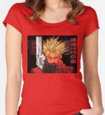 TRIGUN Women's Fitted Scoop T-Shirt