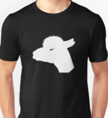 Funny Angry Lama Unisex T-Shirt