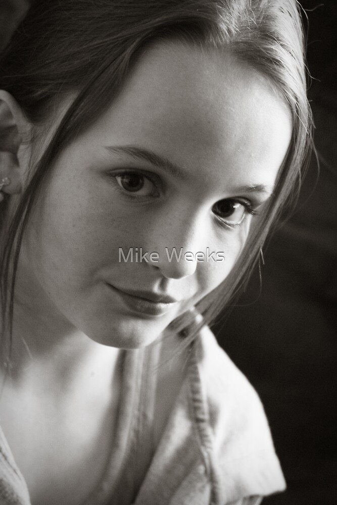 Beauté naturelle by Mike Weeks