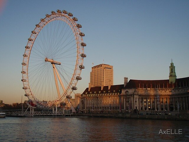 The Eye by AxELLE