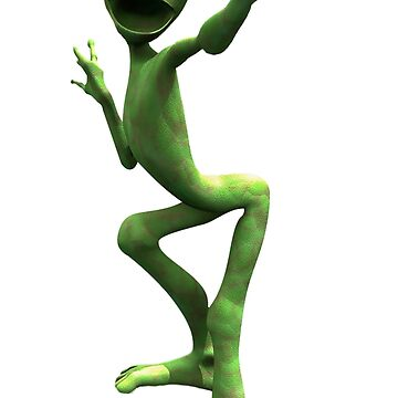 Dame Tu Cosita / Mr.Frog Fanart - C&A Music by ColorandArt-Lab