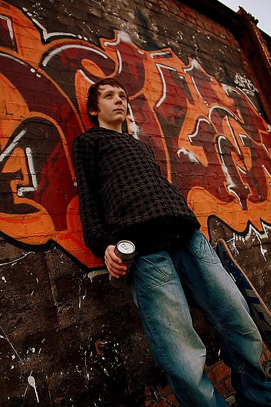 Andrew Mckellar by Laura Mckellar