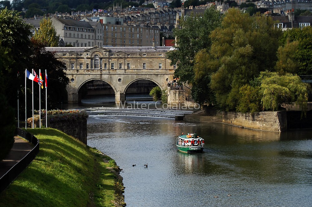 City of Bath by Walter Colaiaco
