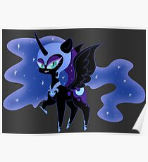 Nightmare moon ~ My little pony:Friendship is magic Poster