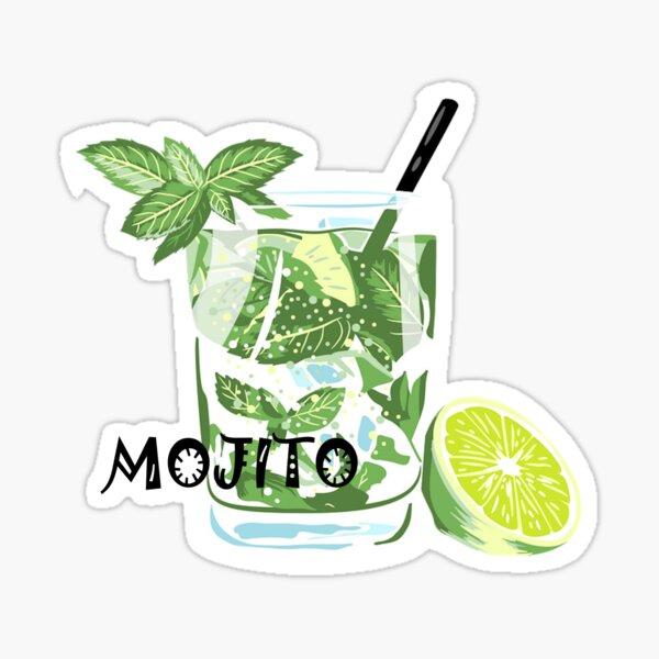 Cocktail! Mojito ! Sticker