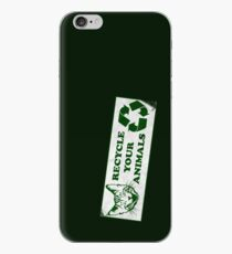 Recycle your Animals - Fight Club iPhone Case