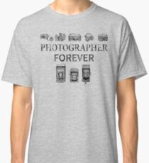 For a classic photographer Classic T-Shirt
