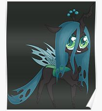 Queen Chrysalis ~ My little pony:friendship is magic Poster