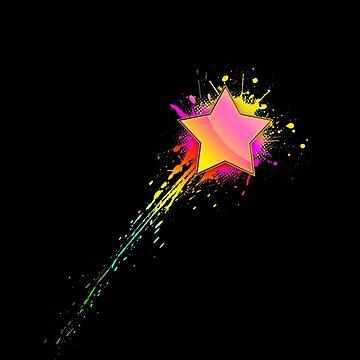 Sternschnuppe von RevolutionGFX