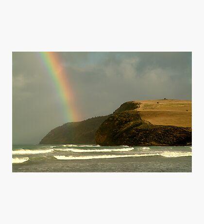 Cape Bridgrewater, Stormy Weather Photographic Print