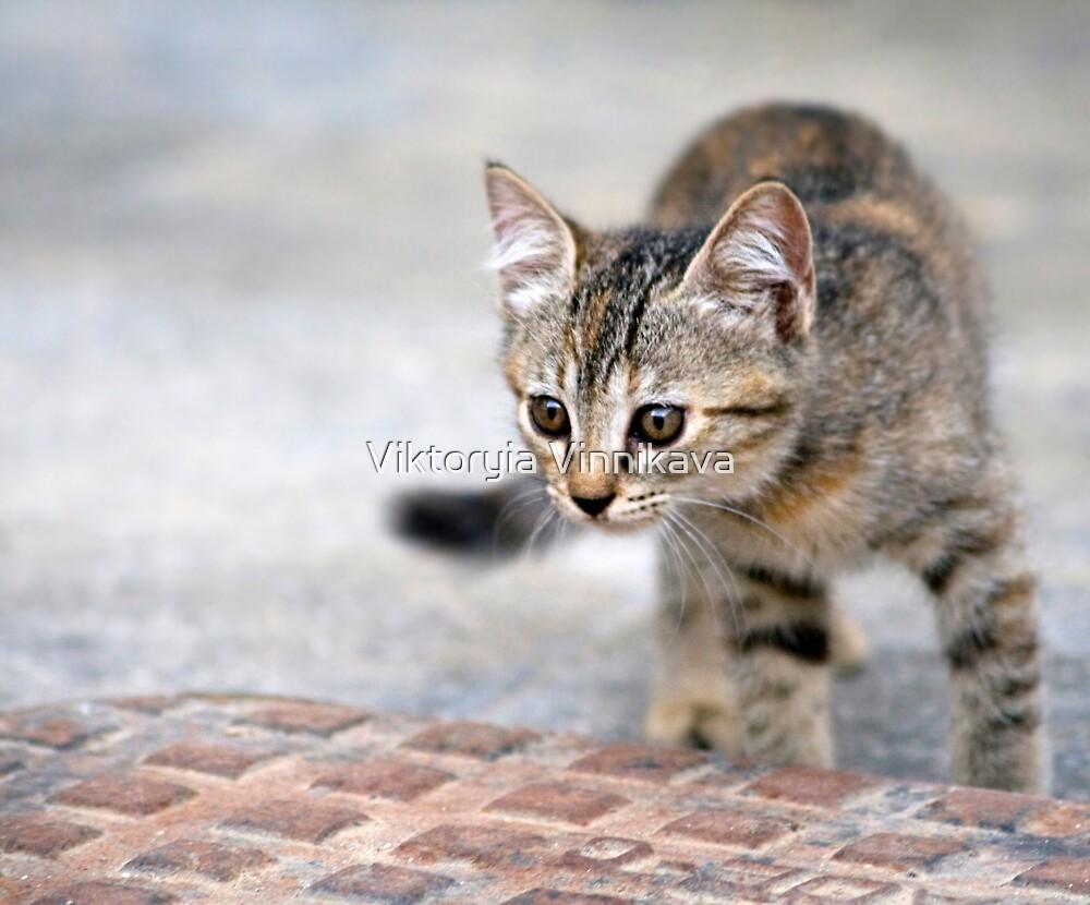 Little Hunter by Viktoryia Vinnikava