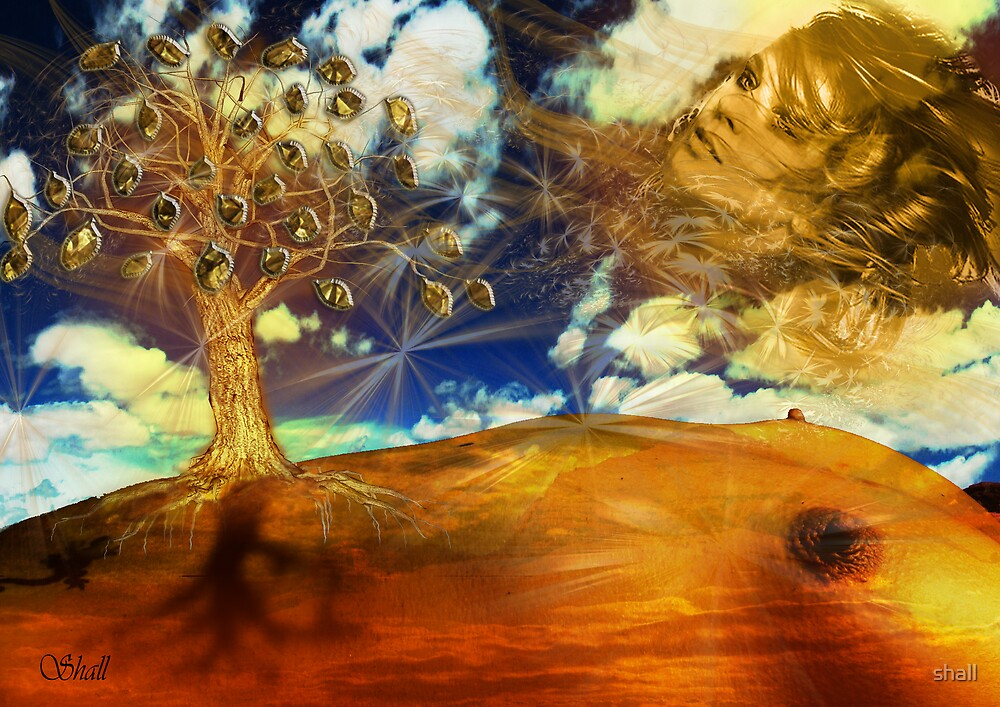 Mother Earth by shall